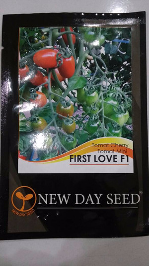 Benih Tomat Cherry / Tomat Mini - First Love F1 (New Day Seed)