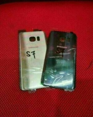 Backdoor Samsung Galaxy S7 Edge Back Cover Casing Tutup Baterai