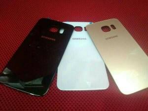 Backdoor Samsung Galaxy S6 Edge Back Cover Casing Tutup Baterai