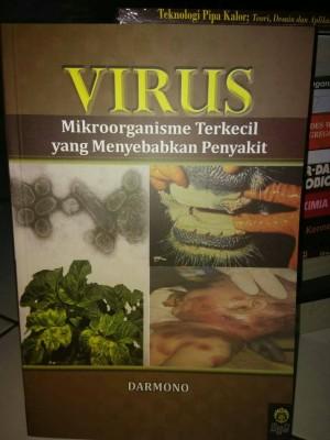 VIRUS MIKROORGANISME TERKECIL YANG MENYEBABKAN PENYAKIT