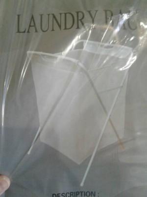 Laundry bag informa 45x32x68cm, tempat baju kotor