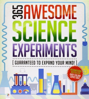 BIND-SCIE-365AWE) 365 Awesome Science Experiments (Spiral Binding) 96
