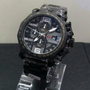 Best seller.!! Jam tangan pria, Quiksilver chrono + tgl aktif kw super