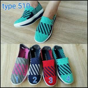 Sepatu rajut ayaman Kiddo type 510