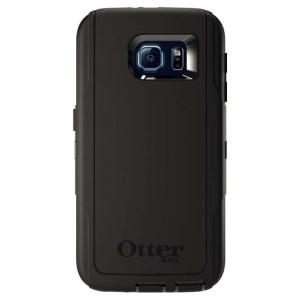 Original Otterbox Defender Samsung S6 - Black