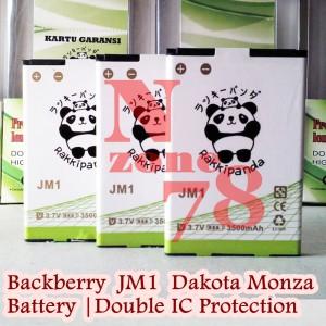BATTERY BLACKBERRY DAKOTA MONZA JM1 DOUBLE POWER