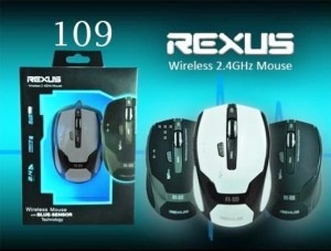 REXUS WIRELESS MOUSE RX-109