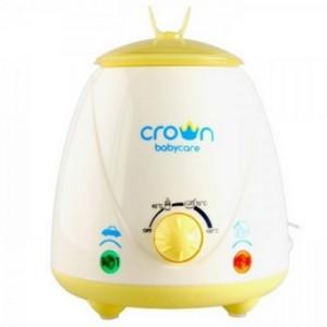 Alat pemanas Asi Crown baby Bottle Warmer Multifunction Blue & Yellow