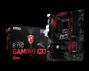 MSI B150 GAMING M3