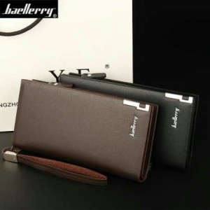 Baellerry Dompet Pria Import Eksklusif Model Panjang