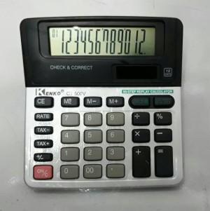 Kalkulator Kenko CT-500V 12 digit