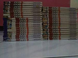 Komik KYO Samurai Deeper vol 1-38