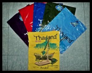 kaos murah souvenir mancanegara thailand
