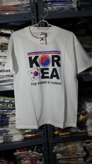 kaos murah souvenir mancanegara korea