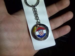 oleh oleh gantungan kunci terbaru negara kroasia