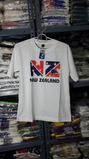 kaos murah souvenir mancanegara new zealand