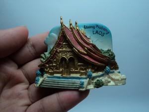 oleh oleh magnet kulkas terbaru negara laos