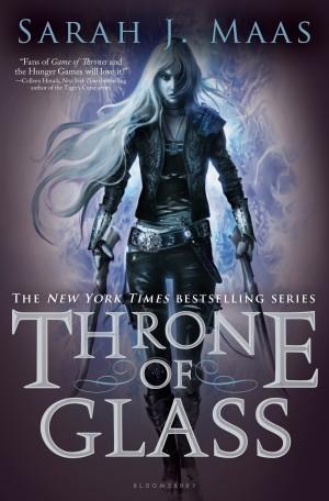 Throne of Glass by Sarah J Maas (Ebook)