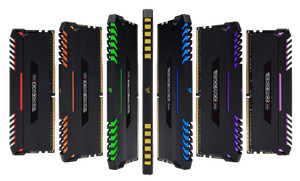 Corsair Vengeance RGB DDR4 32GB(4x8GB) PC24000-CMR32GX4M4C3000C15