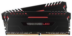 Corsair Vengeance LED RED DDR4 CMU16GX4M2C3200C16R(2X8GB)