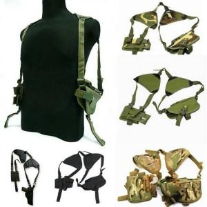 Velcro Closure shoulder Holster fits for Glock 17 19 22 23