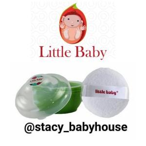 Little Baby Tempat Bedak Bulat