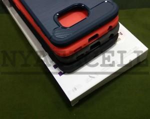 SoftShell Delkin Carbon Fiber Samsung S6 Flat Case/Ipaky/Capsu 0704