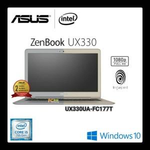 ASUS Zenbook UX330UA I5-7200 8GB13FHD SUPER SLim SSD256 W10