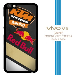 ktm redbull W3261 Casing Premium Vivo V5 Custom Case