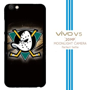 Anaheim Mighty Ducks NHL Z3280 Casing Premium Vivo V5 Custom Case