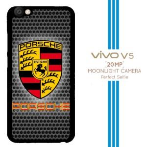 Logo Porsche Z3245 Casing Premium Vivo V5 Custom Case