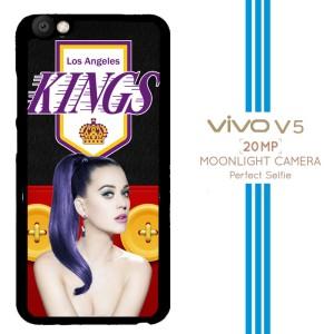 Los Angeles Kings KATY PERRY W3245 Casing Premium Vivo V5 Custom Case