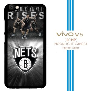 Brooklyn Nets X3361 Casing Premium Vivo V5 Custom Case