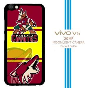 Phoenix Coyotes W3246 Casing Premium Vivo V5 Custom Case