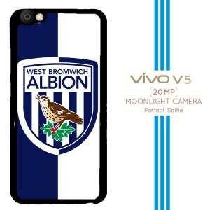 West Bromwich Albion Football Club A0343 Casing Premium Vivo V5 Custom