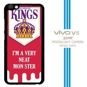 Los Angeles Kings W3244 Casing Premium Vivo V5 Custom Case