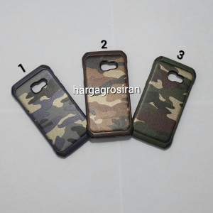 Slim Army Samsung Galaxy A3 2017 - Back Case / Cover Armor /Loleng TNI