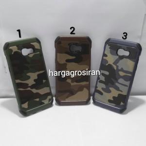 Slim Army Samsung Galaxy A5 2017 - Back Case / Cover Armor /Loleng TNI