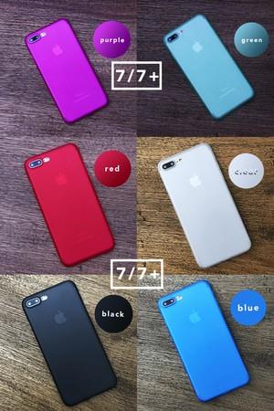 case impor iphone 7 / 7 plus thin