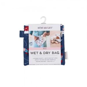 Bebe Au Lait Wet/Dry Bag Petite Apollo