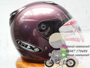 Helm Gix Centro Magenta / Gix Azzuri