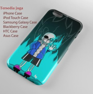 undertale sans wallpaper iPhone Case & All Case HP