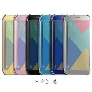 Flip Cover S-View Xiaomi Samsung A3 2017 A320 Case Auto Diskon