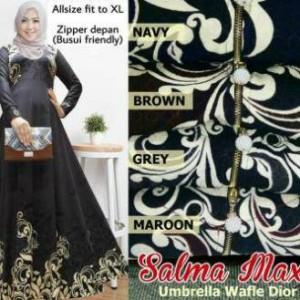 salma maxi dress