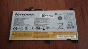ORIGINAL BATTERY LENOVO IdeaPad S200, S206 (L11M2P01) (4 CELL) TANAM