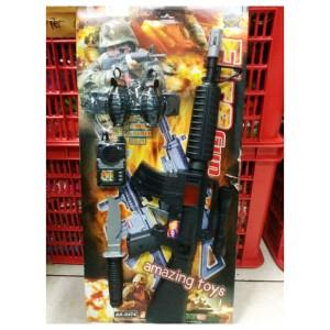 Mainan Tembak Set Pisau Tentara Kretek AK0474