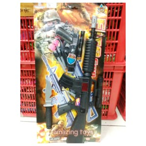 Mainan Tembak Tembakan Kretek Set AK0472