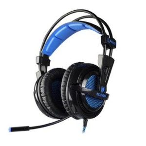 Gaming Headset Sades Locust Black 704 - Gaming Headset