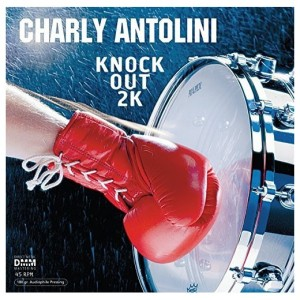 Charly Antolini, Knock Out 2K - VINYL