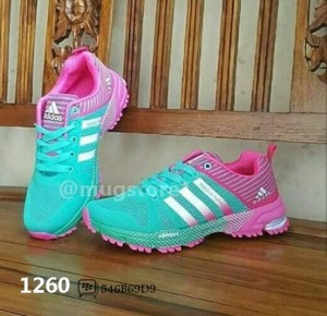 Sepatu Adidas Marathon Flyknit Cewek/Women - MS1260